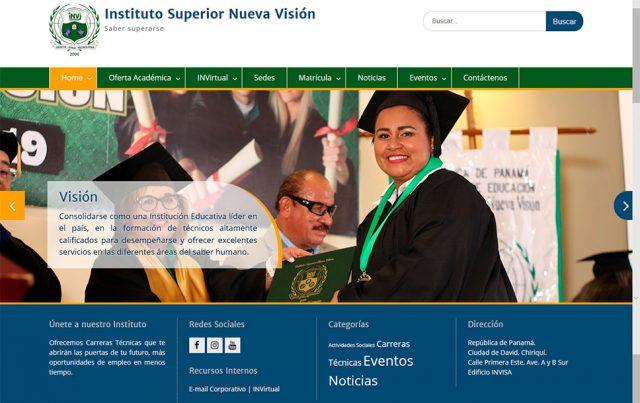 Instituto Superior Nueva Visión