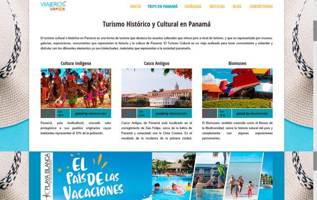 Trips en Panamá